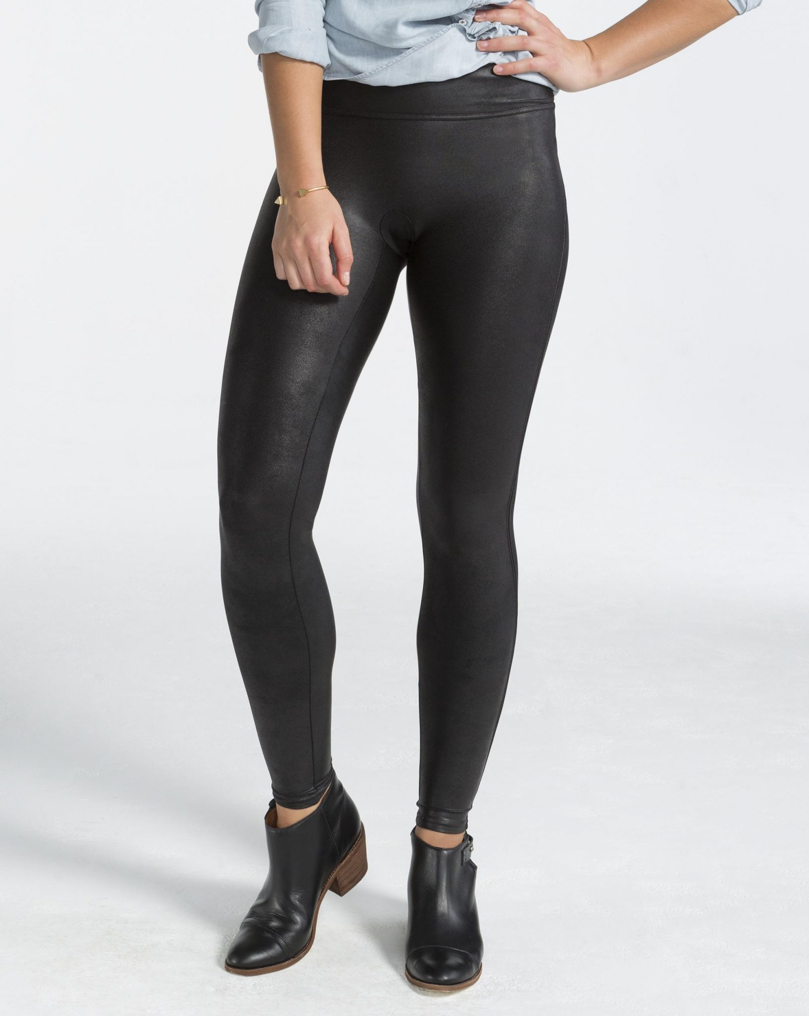 6914dac90df06 Spanx Faux Leather Leggings | Inner Secrets