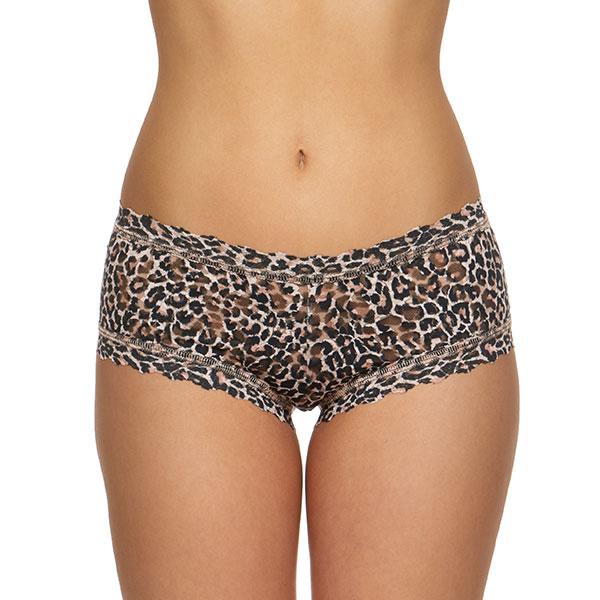 Hanky Panky Boyshort CLassic Leopard